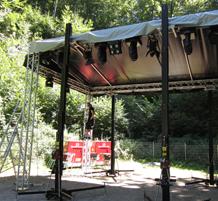 Bühnen & Traversenbau